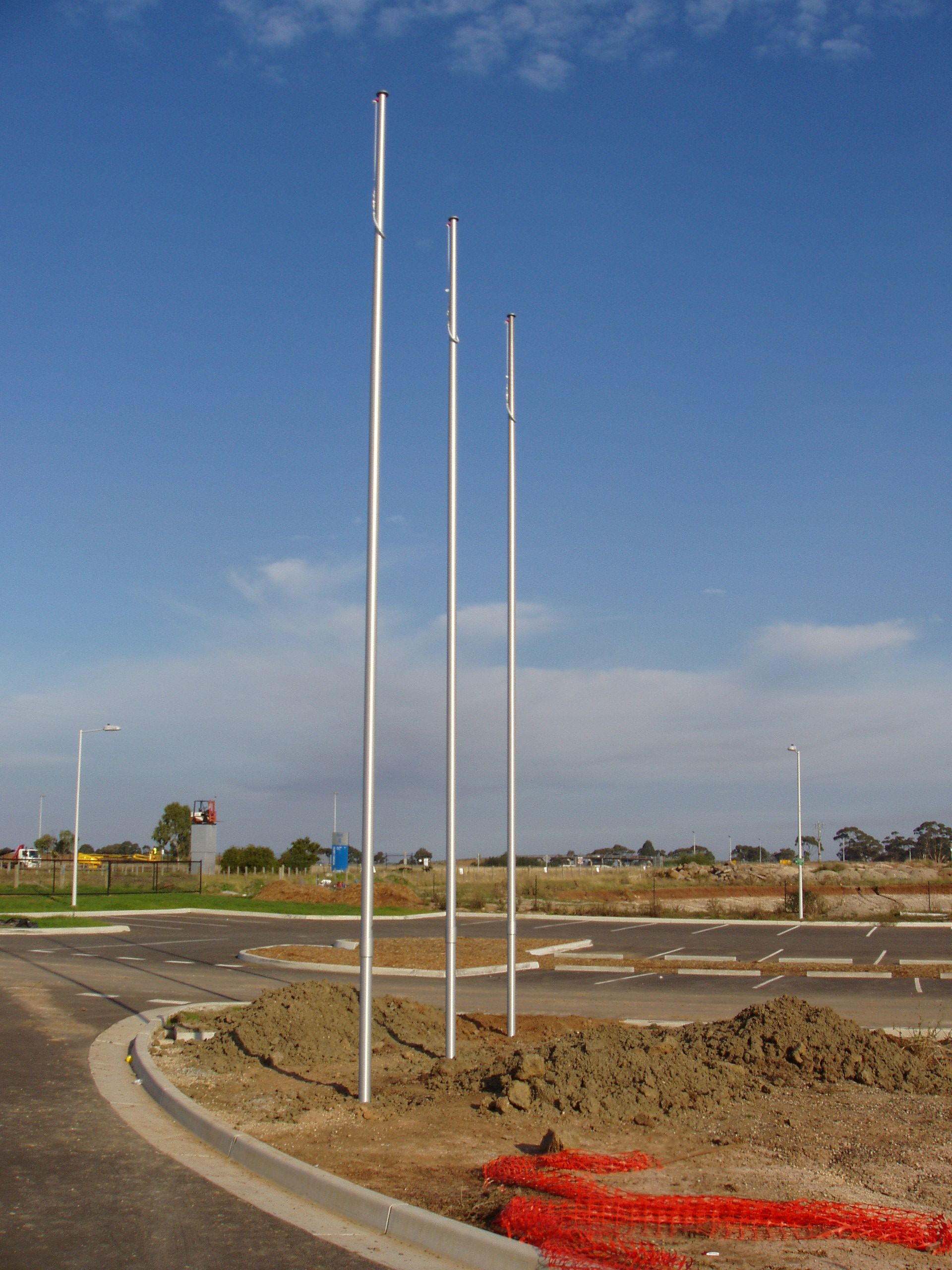 Flagmaster Lamer Flag Poles And Banner Poles And Goal Posts