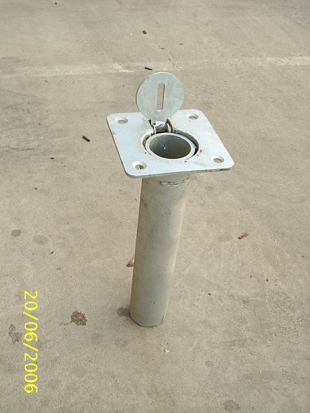 Ground Sockets Lamer Flag Poles And Banner Poles And