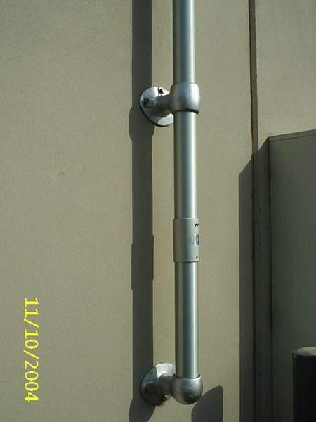 Wall Mounted Poles Lamer Flag Poles And Banner Poles And