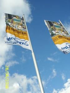 Super Banner Pole